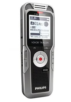 Dictaphone et Magnétophone PHILIPS DVT5000 GRIS