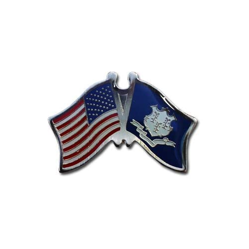 Connecticut - State Friendship Pin