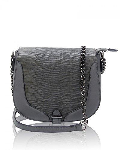Handbag 2023 Designer Bags Body Nice Bag Grey Size Party Women's Dark Cross Shoulder Small ASqRzFF