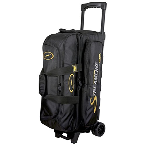 - Storm Streamline 3 Ball Roller Bowling Bag Black