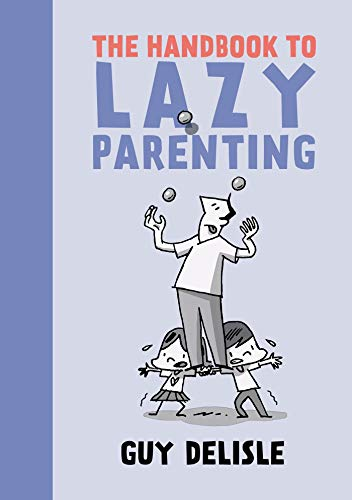 Pdf Comics The Handbook to Lazy Parenting