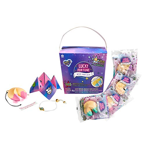 Lucky Fortune Collectible Bracelets are a top new toy for girls