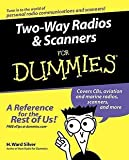 img - for H. Ward Silver: Two-Way Radios & Scanners for Dummies (Paperback); 2005 Edition book / textbook / text book
