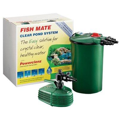 Fish Mate Pressurized Pond Filter System Kits 3000 Ps Filter Kit