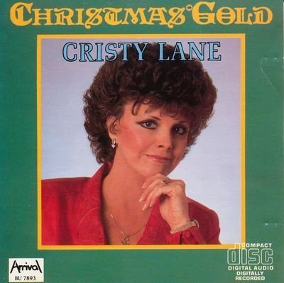 (Christmas Gold by Lane,Cristy (1990-01-19?)