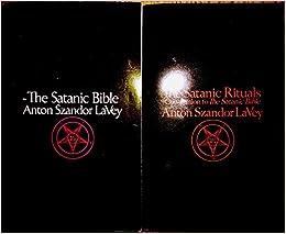 THE SATANIC BIBLE and THE SATANIC RITUALS both books + FREE GIFT
