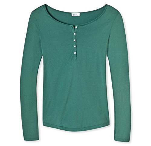 Larga Manga 817 En Schiesser Camiseta verde azul Azul 1 1 Edward 142760 EqPPtUAw