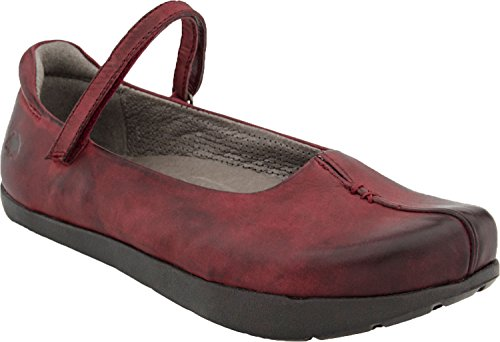 Red Solar Earth (Kalso Earth Shoe Women's Red Solar 7.5 B(M) US)