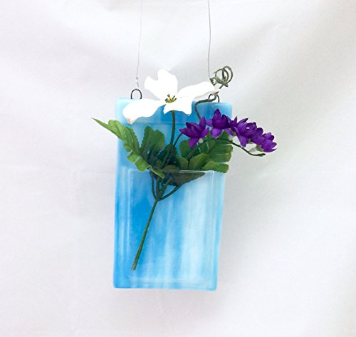 Fused Glass Wall Hanging - 4