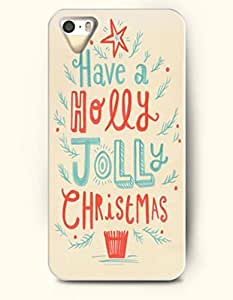 Have A Holy Jolly Christmas - OOFIT iPhone 4 4s Case