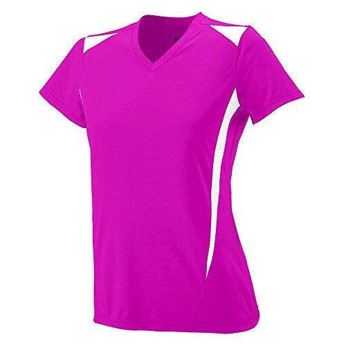 Augusta Sportswear WOMEN'S PREMIER JERSEY M Power (White Premier Jerseys)