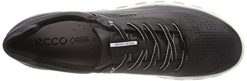 0 Women's Black Ecco Gore Tex Cool Fashion Sneaker 2 8tfnxTf