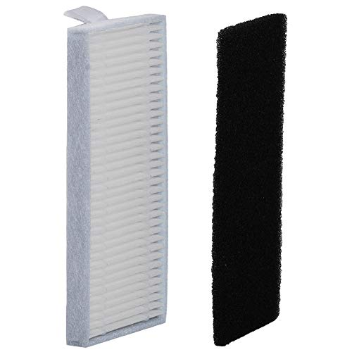 HIFROM Replacement Filter Sponges Kit for Ecovacs N79s Robotic Cleaner