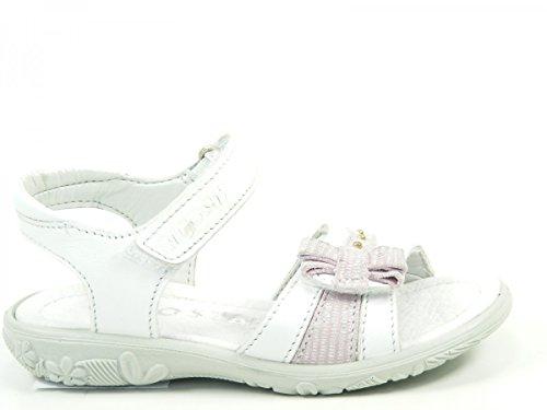 Ricosta Marie M 61 - Sandalias de vestir para niña blanco - White (Lady/Weiss)