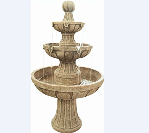 Bond Y97016 Napa Valley 45 inch Fiberglass (Wall Fountain Pumps)