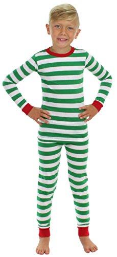 Sleepyheads Children's Festive Holiday Knit Pajama Pj Sets F17-SHK7-3008-8