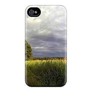 Quality DaMMeke Case Cover With Way Through The Chain Yield Nice Appearance Compatible With Iphone 4/4s