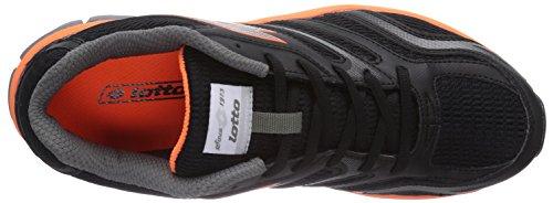 Zenith Sport Lotto Course Fant black fl Multicolore Homme V Chaussures Mehrfarbig De q5wTxfdcBw