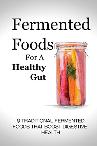 Fermented Foods Healthy Gut Traditional ebook product image