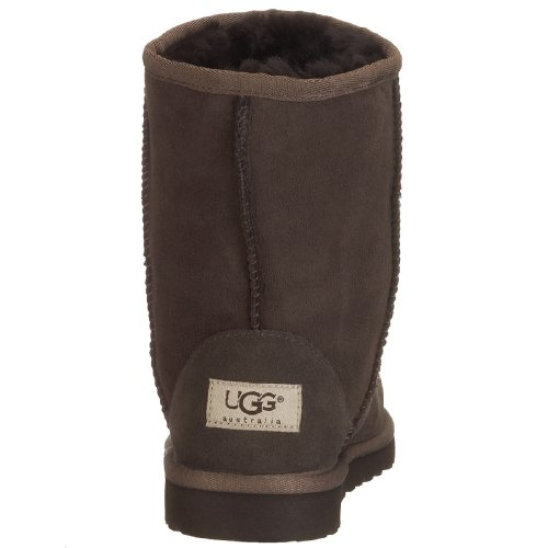 UGG Classic Short II - Botas para mujer Chocolate