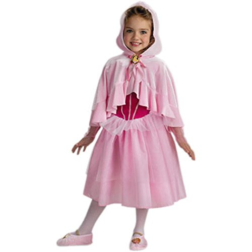 Princess Aurora Ballerina Costume Cape - Child Std.