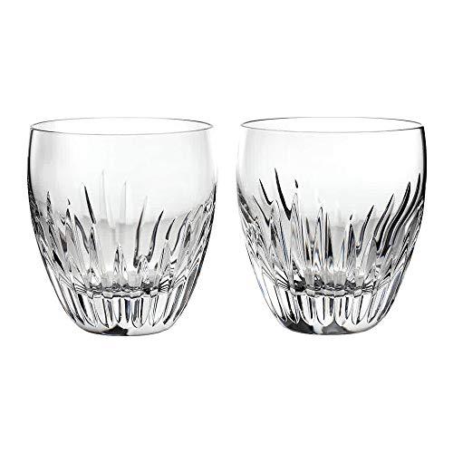 Baccarat Crystal Massena Tumbler No 2 - Clear - Set of -