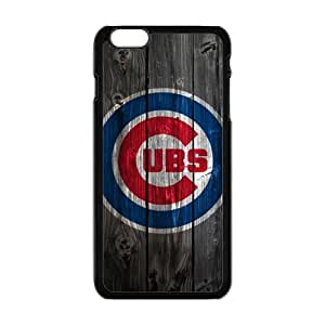 Happy Chicago Cub sCell Phone Case for Iphone 6 Plus