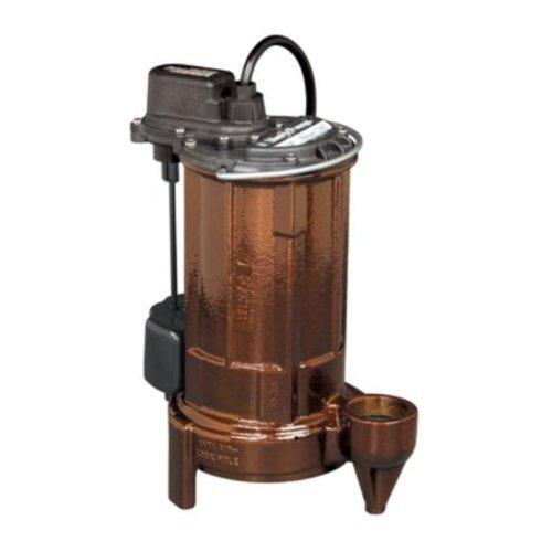 Liberty Pumps 280 Manual 1/2 HP Mid Range Head Submersible Sump/Effluent Pump by Liberty Pumps