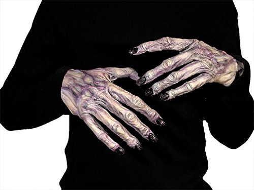 Custom Fit Halloween Masks (Ghoul Hands)