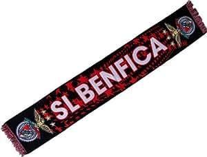 Bufanda del SL BENFICA de Lisboa (talla 138 cm)