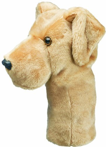 Daphne 's Yellow Labradorノベルティ用ヘッドカバーby Daphne 's   B01LE35Z3S