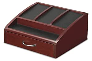 Simply Put Deluxe Charging Station, Cherry Finish (9541-6)