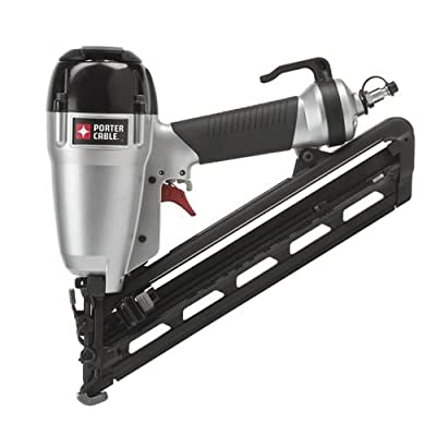 "Porter Cable DA250C Angle Nailer Kit with 70 - 120 PSI for 15 Gauge 1"" to 2-1/2"","