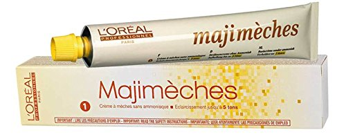 L'Oreal Professional Paris Majimeches 1 Ammonia-Free Highlighting Creme 2oz. L' Oreal USA Inc.
