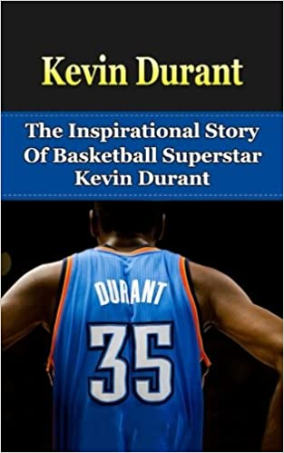new style 995b0 596c8 Amazon.com: Kevin Durant: The Inspirational Story of ...