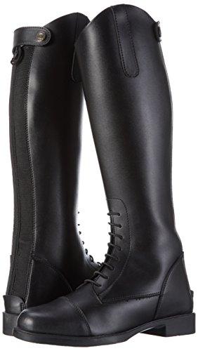 HKM–Botas de equitación para New Fashion - negro