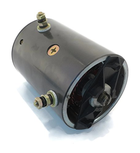 Plow motor replaces western fisher 21500 blizzard 48285 for Fisher snow plow pump replacement motor