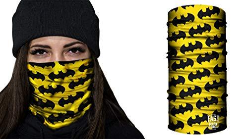 Fast Mask Tubular Bandanas With Face Shielding Protection Unisex - Batman -