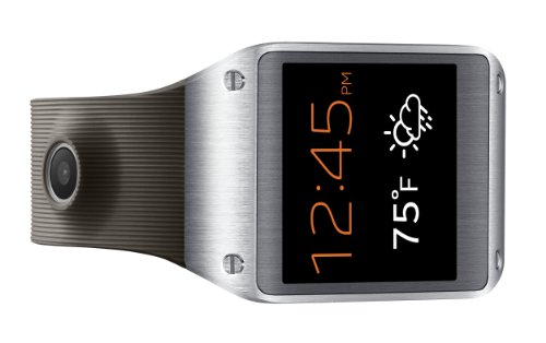 Amazon.com: Samsung Galaxy Gear Smartwatch- Retail Packaging ...