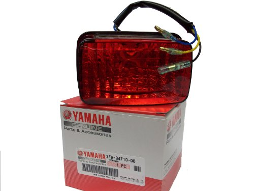 Yamaha 3FA847100000 Taillight Unit Assembly