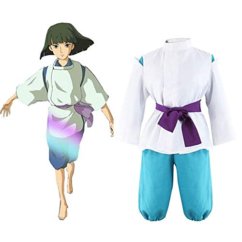 WOTOGOLD Anime Cosplay Costumes Kimono White - http://coolthings.us
