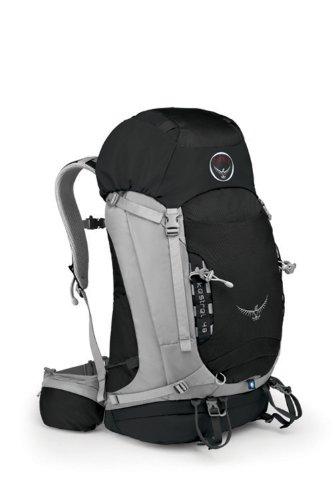 Osprey Packs Kestrel 48 Backpack (Talus Grey, Medium/Large), Outdoor Stuffs