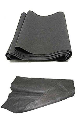 Firestone EPDM Liner & Underlayment Kit, 10'x15', 45 mil by BestNest