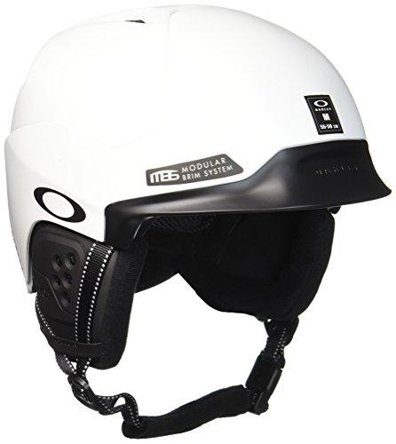 Oakley Mod5 Snow Helmet, Matte White, - White Oakley Matte