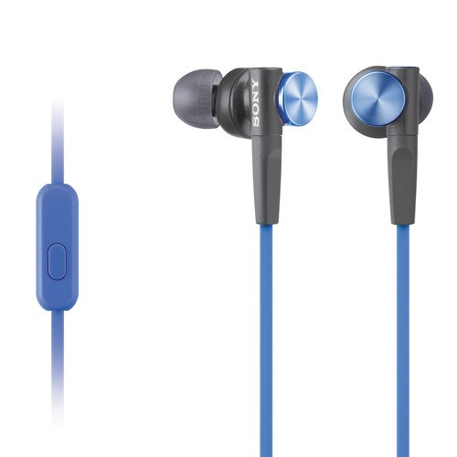 Sony Lightweight Extra Bass Headphones product image