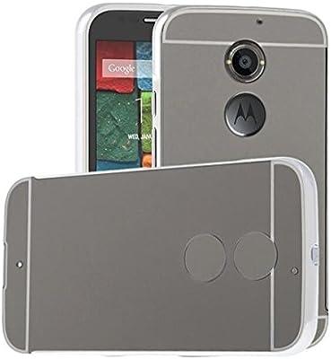 Moto Z: Funda para Motorola Moto ZZPlay de Lujo, de Metal ...
