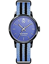 Real Madrid Watch Viceroy 40969-39 Blue Man Textile