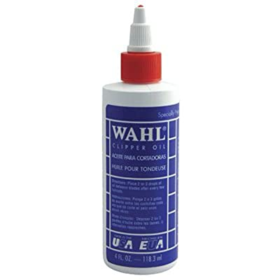 Wahl Clipper Oil by GMBSHair