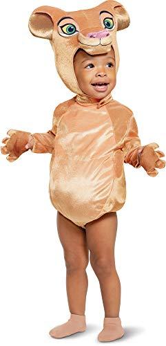 Nala Lion King Halloween Costume (Disguise Baby Girls Nala Infant Costume, Beige, (12-18)