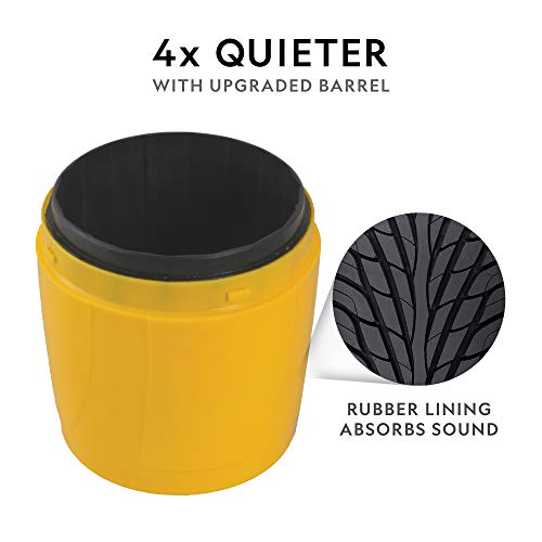 NATIONAL GEOGRAPHIC Starter Rock Tumbler Kit – Rock Polisher for Kids and Adults, Complete Rock Tumbler Kit, Durable…